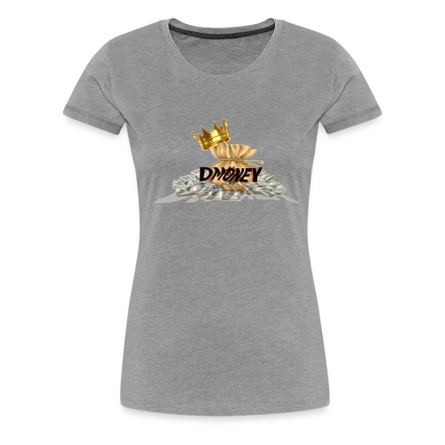 DAJUAN NEW LOGO 15 - Women's Premium T-Shirt