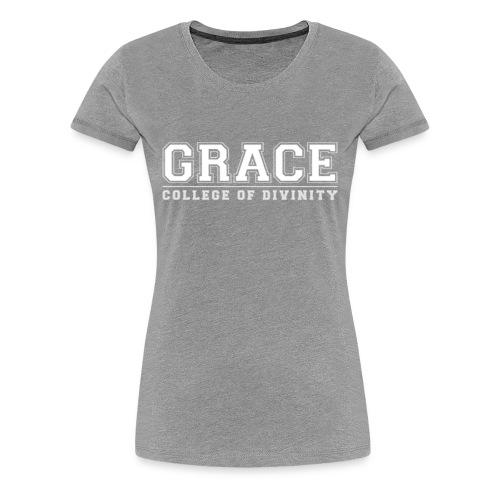 GCD Original - Women's Premium T-Shirt