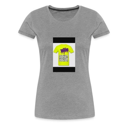 Bigboss - Women's Premium T-Shirt