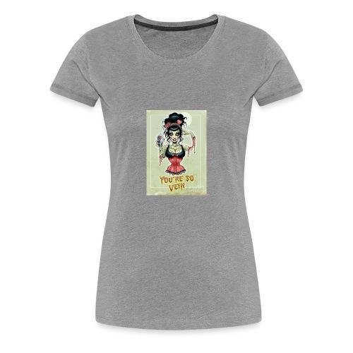 So Vein - Women's Premium T-Shirt