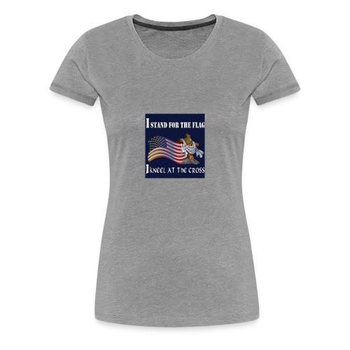 stand - Women's Premium T-Shirt