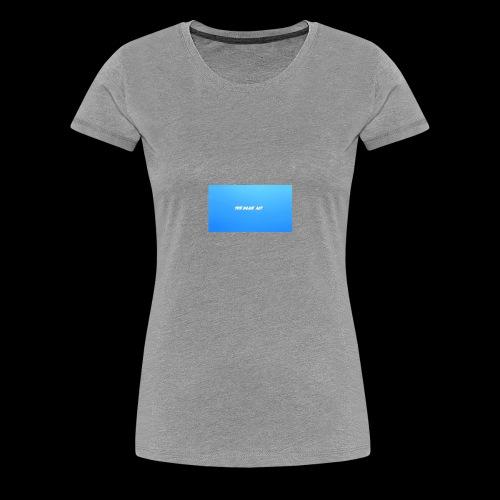 BLUE ACT MERCH - Women's Premium T-Shirt