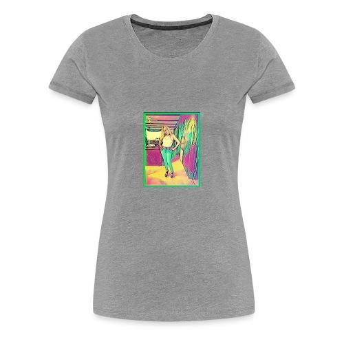Beauty Queen - Women's Premium T-Shirt
