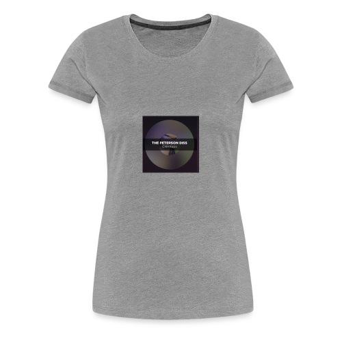 Peterson diss shirt - Women's Premium T-Shirt