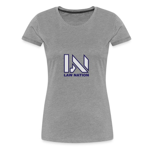 Law Nation - Women's Premium T-Shirt