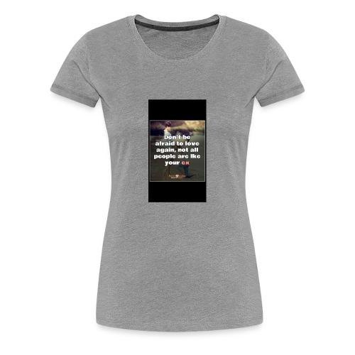 Junkie Fit - Women's Premium T-Shirt