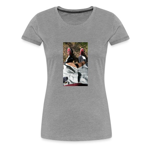 Red red shoes - Women's Premium T-Shirt