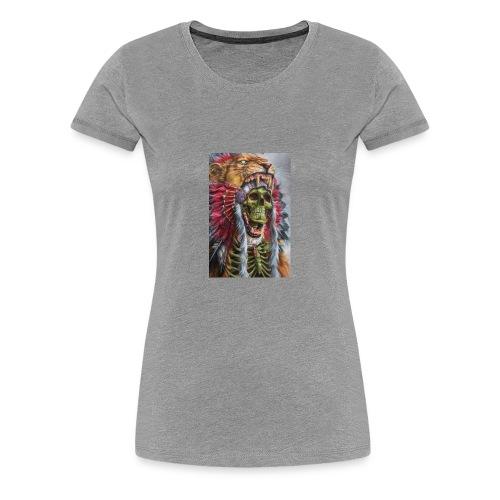 78DE1B77 80EB 4989 BAC9 92E987BA0F21 - Women's Premium T-Shirt