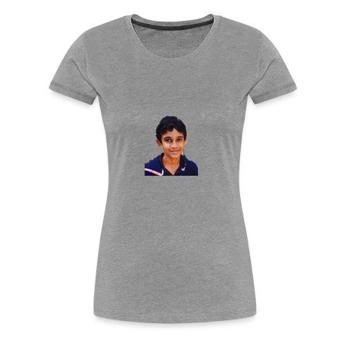 Adobe 20180219 183226 - Women's Premium T-Shirt