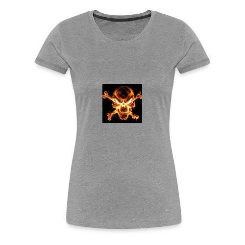 Effect 20180324 152512 - Women's Premium T-Shirt