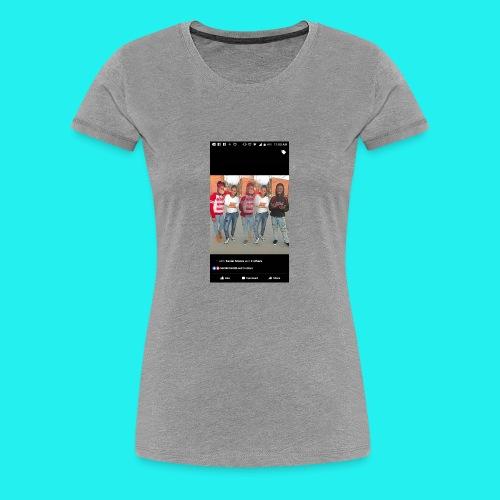 Petty Mona - Women's Premium T-Shirt