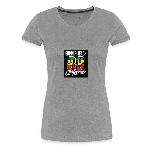 Chads merch - Women's Premium T-Shirt