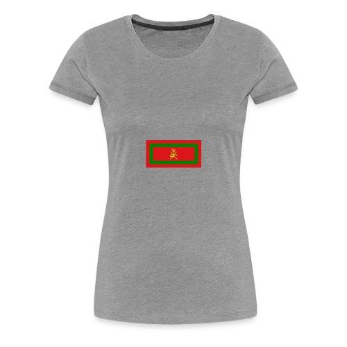 oldflag - Women's Premium T-Shirt