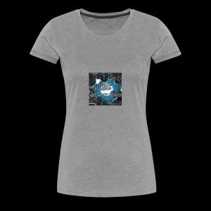 Lay Back Squad Gaming - Women's Premium T-Shirt