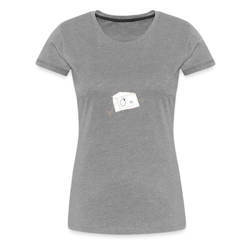 Box Logo - Women's Premium T-Shirt