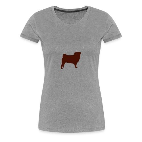 Pugger - Women's Premium T-Shirt