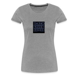 blm shirt - Women's Premium T-Shirt