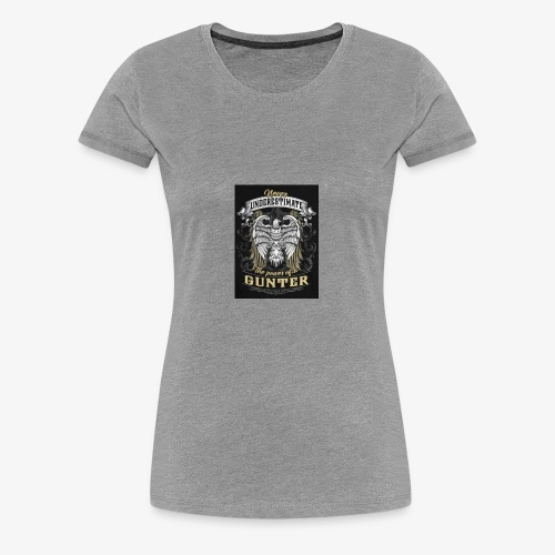 Never - Women's Premium T-Shirt