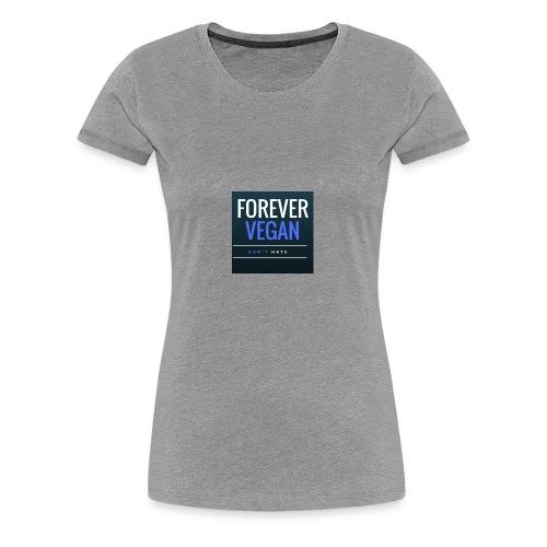 Im Vegan - Women's Premium T-Shirt