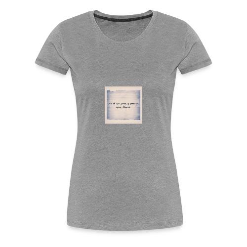 035889E1 B8CF 4893 93B6 04EF4756F9F3 - Women's Premium T-Shirt