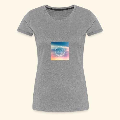 11CBF6AA E93C 479B 983A 0AED1A83DBE9 - Women's Premium T-Shirt