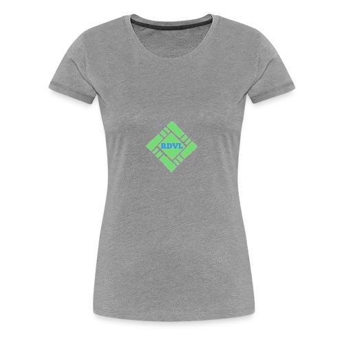 Our logo - Women's Premium T-Shirt