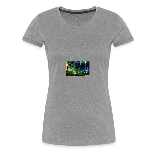 Forest - Women's Premium T-Shirt