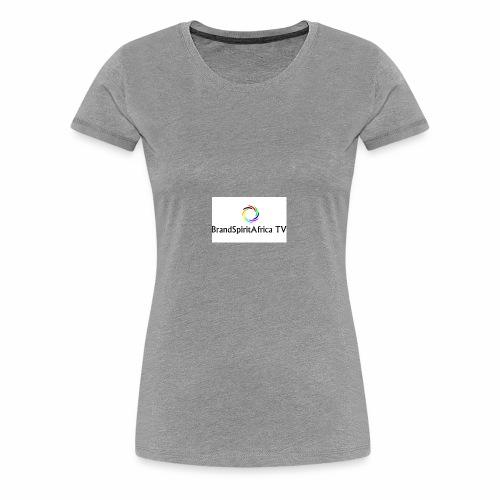 Brandspirit Africa - Women's Premium T-Shirt