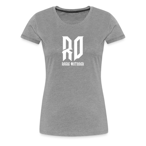 Rogue Outsider - Women's Premium T-Shirt