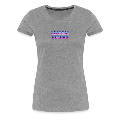 Classic Reload Color - Women's Premium T-Shirt