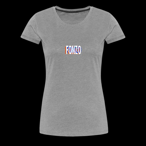 Fonzo [ALL STAR] - Women's Premium T-Shirt