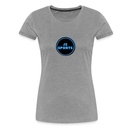 J2 Sports - Women's Premium T-Shirt