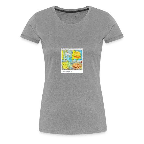 thing I would eat - Women's Premium T-Shirt