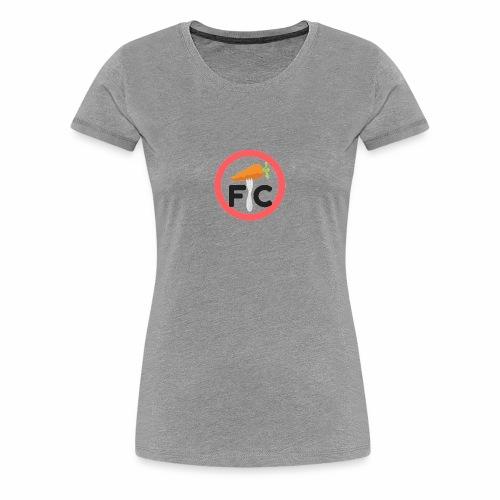 FCW Icon - Women's Premium T-Shirt