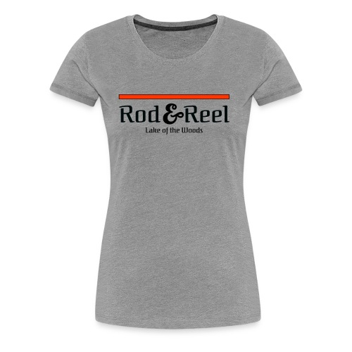RodandReelSimple - Women's Premium T-Shirt