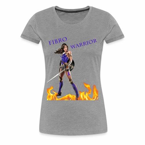 FIBRO Warrior - Women's Premium T-Shirt