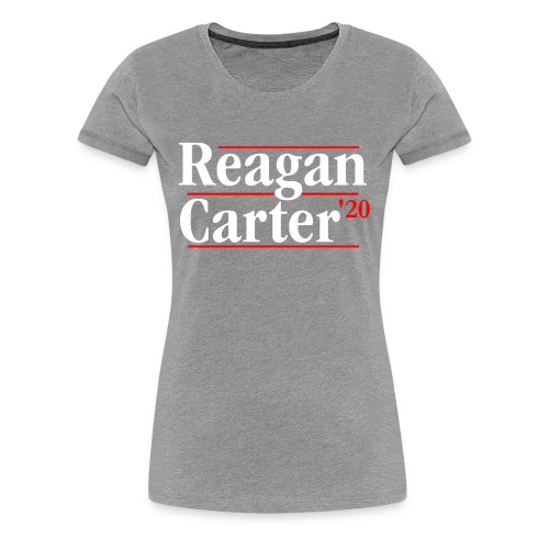 Reagan Carter - Women's Premium T-Shirt