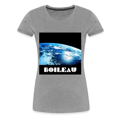 13 - T-shirt premium pour femmes
