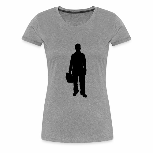 Grafgraf861 - Women's Premium T-Shirt