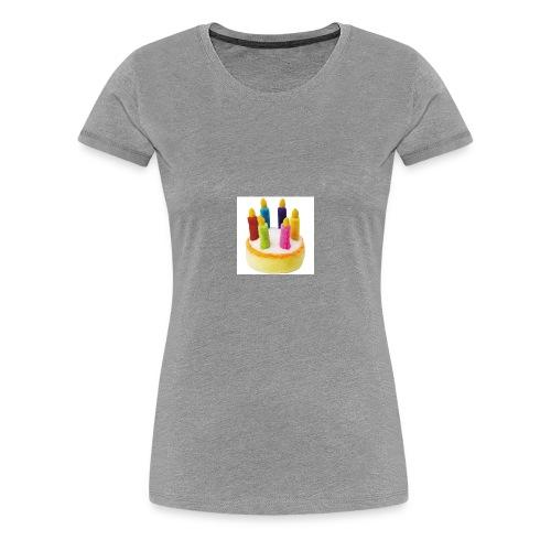 Cake Gaming logo - Women's Premium T-Shirt