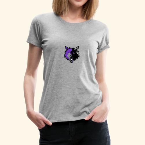 WolfyLogo 2 - Women's Premium T-Shirt