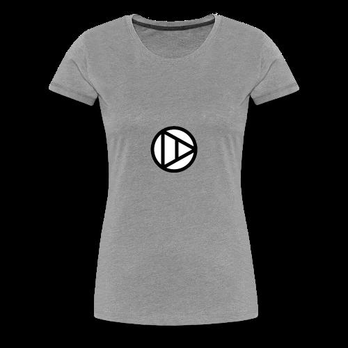 Katazui Logo - Women's Premium T-Shirt