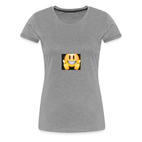 frost nice - Women's Premium T-Shirt
