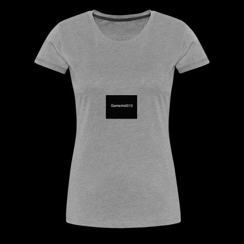 D9CEE45A E404 4511 B26B 55B4B34F06D9 - Women's Premium T-Shirt