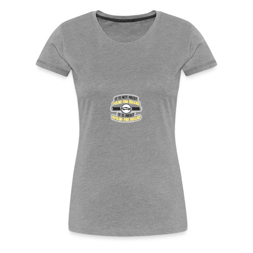 Car Logo - Women's Premium T-Shirt
