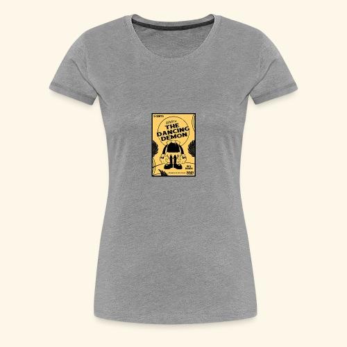 bendy poster - Women's Premium T-Shirt
