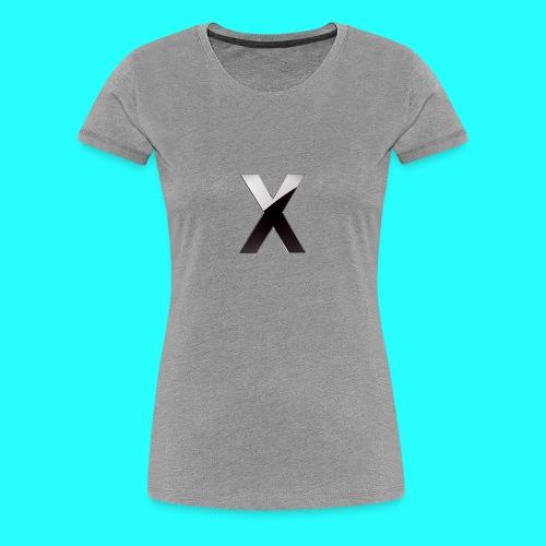 XumzyLOGO - Women's Premium T-Shirt