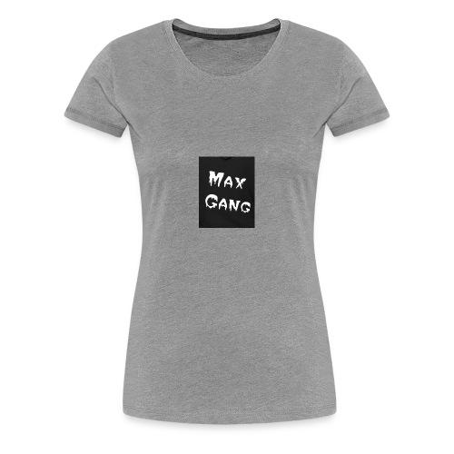 MAX Hoddie - Women's Premium T-Shirt