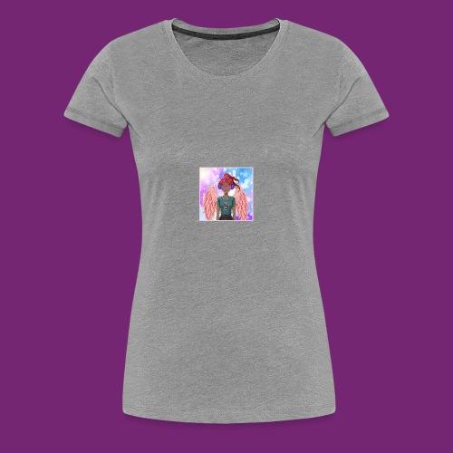 Angel dazed in love - Women's Premium T-Shirt