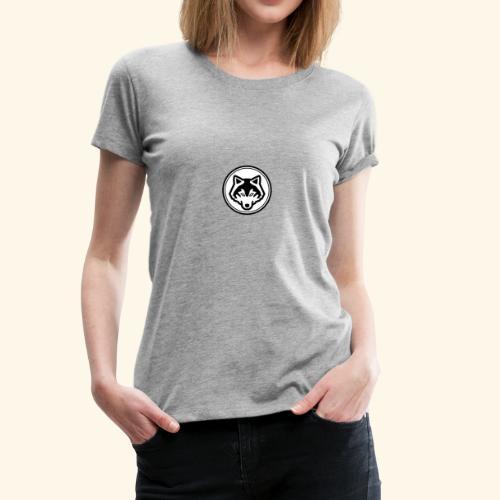 pixer wolf - Women's Premium T-Shirt